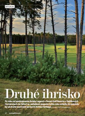 Golf Revue