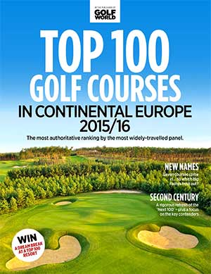 GOLF WORLD - TOP 100 GOLF COURSES